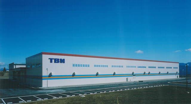 (株)TBM 伊那工場