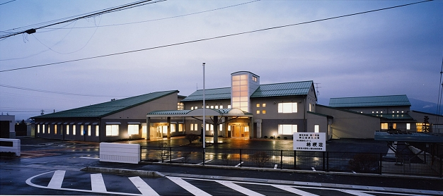 特別養護老人ホーム「桔梗荘」 新築 【福祉施設】