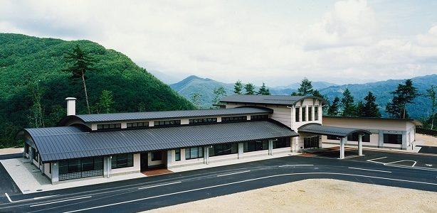 美麻総合福祉センター梨嶺  新築 【福祉施設】