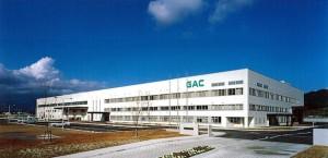 工場施設 GAC穂高工場
