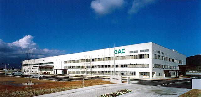 (株)デンソーエアクール(旧GAC株式会社) 穂高本社工場