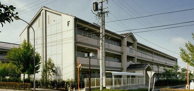 南松本団地 F棟 【住宅施設】