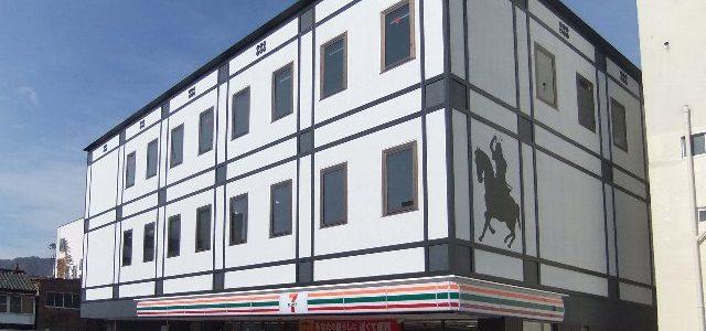 セブン-イレブン 長野県内店舗A 新築 【商業施設】