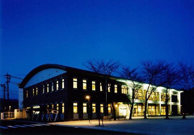 下諏訪町立図書館 新築 【文化施設】