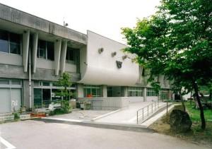 小谷村役場ー1