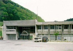 小谷村役場ー2
