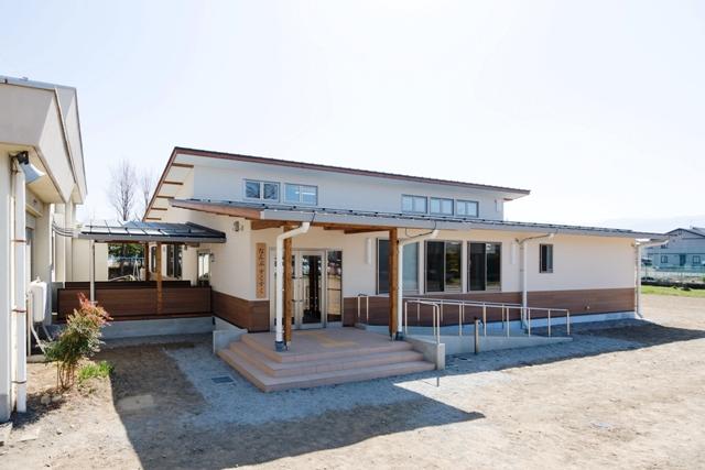 松本市芳川放課後児童クラブ室・南部子育て支援施設