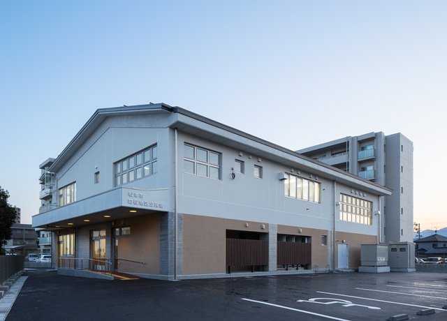 松本市 白板地区公民館 新築 【公共施設】