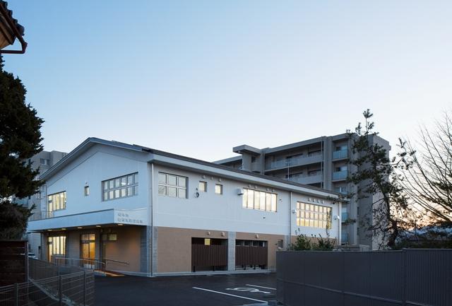 松本市白板地区公民館 竣工【公共施設】