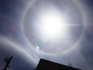 太陽の虹ー3