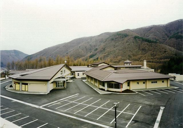 特別養護老人ホーム サニーヒルきそ 新築 【福祉施設】