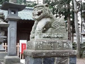 塩尻阿礼神社2