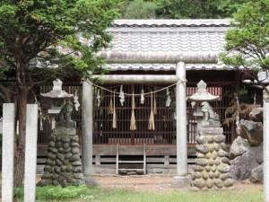 間々部諏訪神社-3