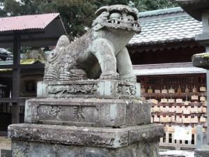 塩尻阿礼神社1