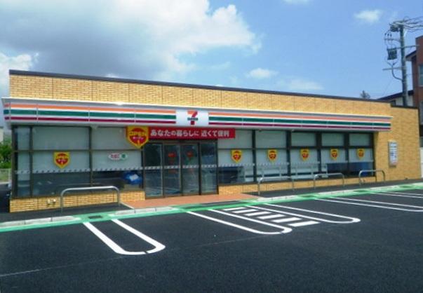 セブン-イレブン 長野県内店舗C 新築 【商業施設】
