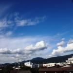 雨雲と空2