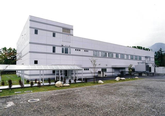 キッセイ薬品 中央研究所製剤研究棟