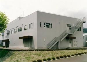 キッセイ第二研究所 外構