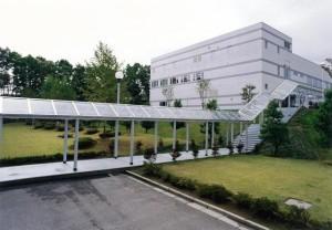 キッセイ 製剤研究棟-3