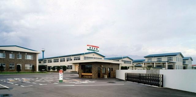 東洋計器㈱ 本社・松本工場中央研究所 【生産施設】
