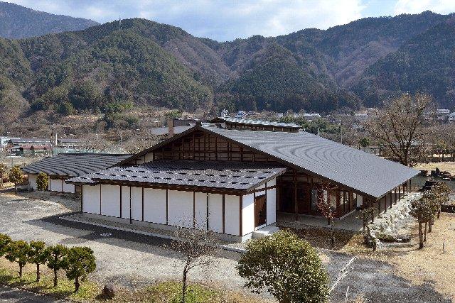 大桑村歴史民俗資料館増築・改修