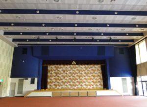 三郷公民館 旧講堂