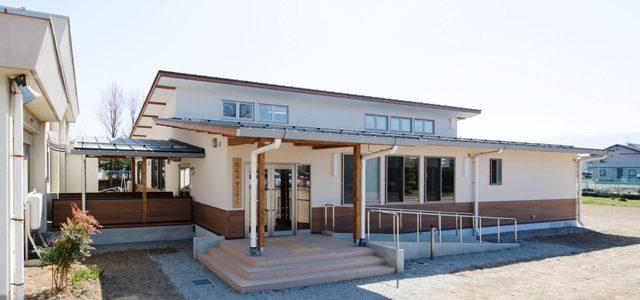 松本市 南部子育て支援施設 なんぶすくすく 新築 【文化施設】