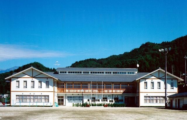 大桑小学校