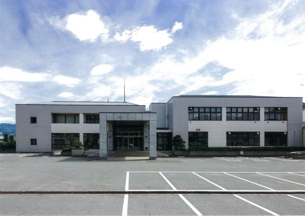 筑北村 本城庁舎及び本城農村環境改善センター 改修