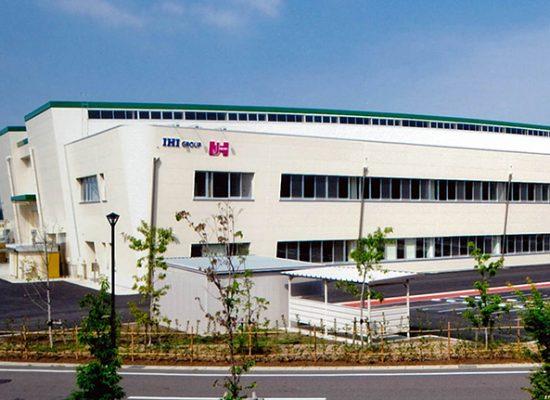 IHI機械システム各務原事業所 新築 【工場施設】