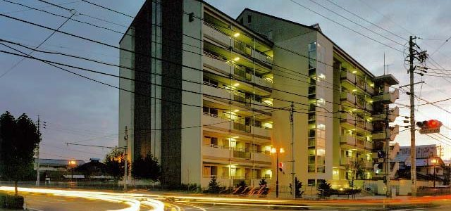 市営南松本団地 E棟 【住宅施設】