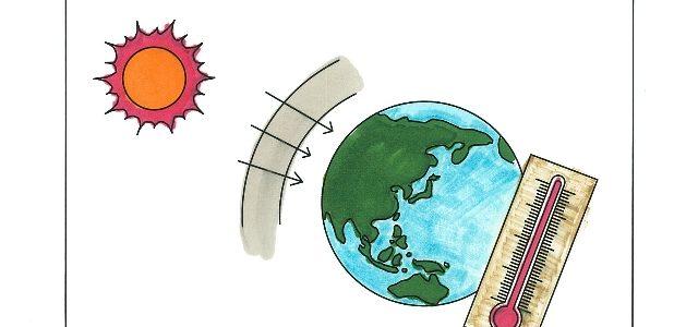 地球温暖化対策の話