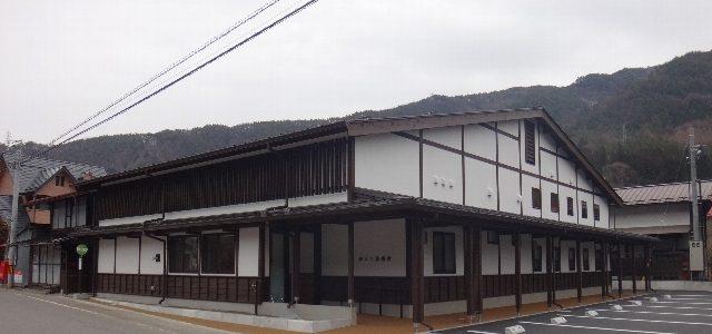 木曽ひよし診療所 竣工