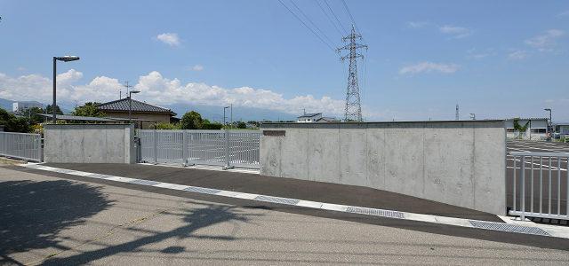 松本短期大学 駐車場整備工事 【教育施設】