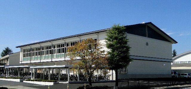 諏訪実業高校 小体育館 新築【教育施設】