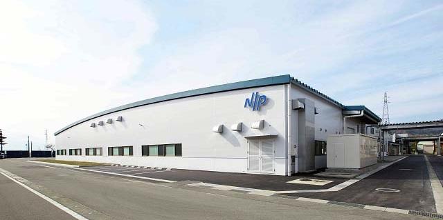 ニコ精密機器㈱ 第三工場