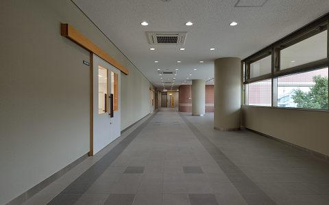 松本市波田公民館 移転改修 【文化施設】
