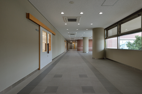 松本市波田公民館 移転改修