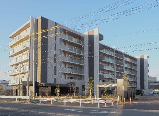 サーパスシティ南松本駅前サウスガーデン 竣工