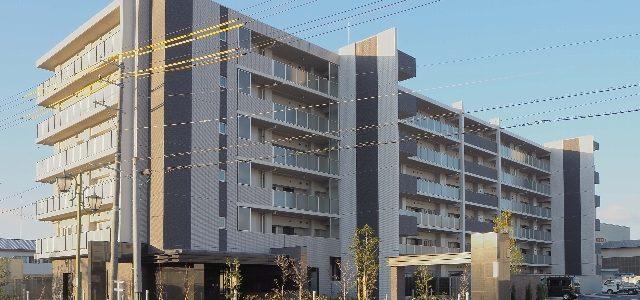 サーパスシティ南松本駅前サウスガーデン 新築【住宅施設】