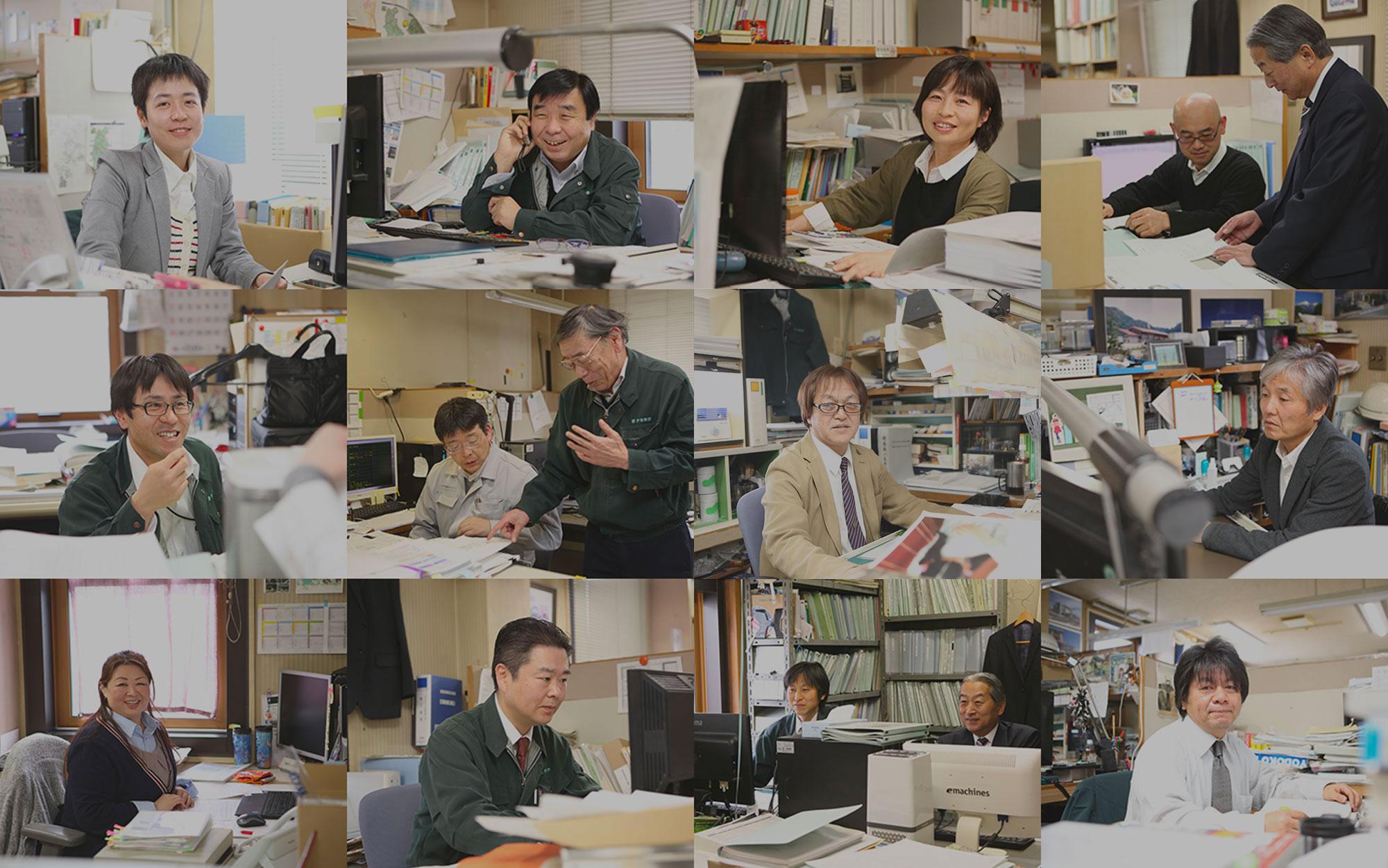 松本市新卒採用伊藤建築設計事務所