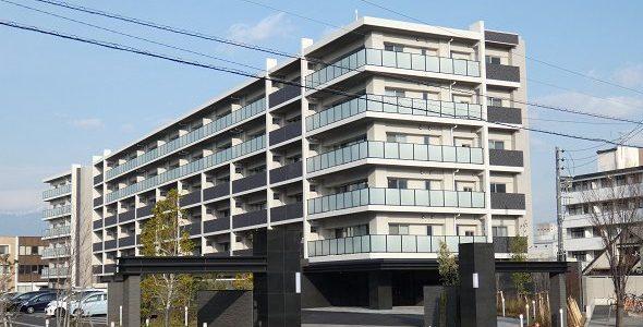 サーパスシティ南松本駅前ノースガーデン 新築【住宅施設】