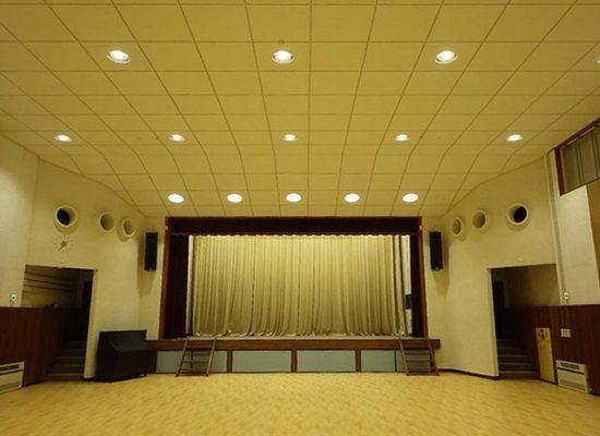 小谷村役場 多目的ホール改修工事 竣工