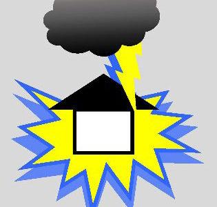 雷による被害